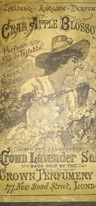 2 wood antique pictures